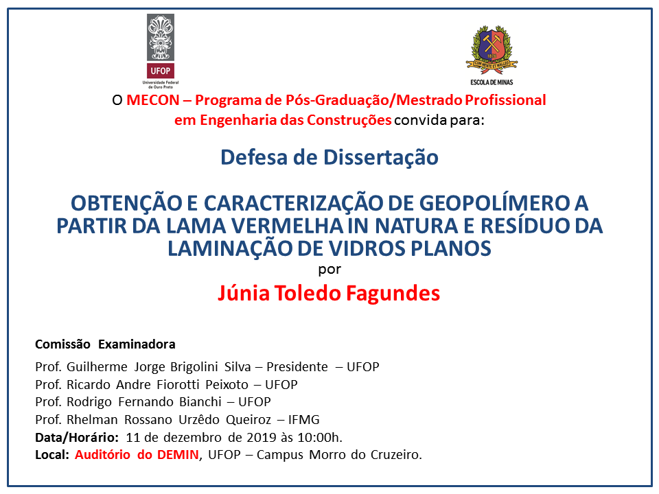 junia defesa